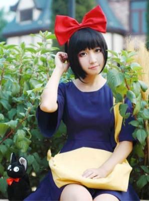 宮崎駿 魔女の宅急便★キキ  魔女服  Kiki  コスプレ衣装  コスチューム 子供用 大人用