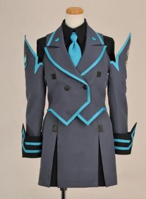 マブラヴ オルタネイティヴ 国連軍女子制服 コスプレ衣装