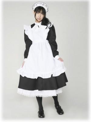 高品質メイド服 英國戀物語エマ コスプレ衣装 メイドドレス