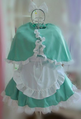 コスプレ衣装 可愛い制服 メイド服 メイドドレス コスチューム
