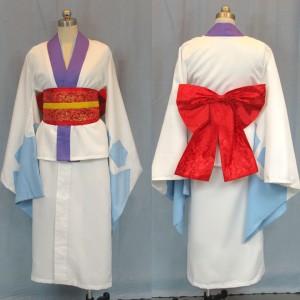 ポケットモンスター ユキメノコ コスプレ衣装 コスチューム 和服 着物 送料無料