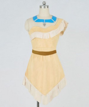 ディズニー Disney Pocahontas インデアン姫 ポカホンタス コスプレ衣装 コスチューム ハロウィン インディアン  ダンス 衣装