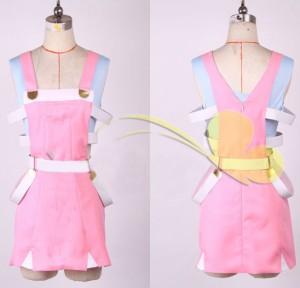 アイドルマスター2 高槻やよい ピンクダイヤモンド コスプレ衣装