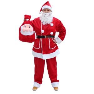 可愛いサンタ衣装 サンタコスプレ サンタクロース衣装 クリスマス用衣装