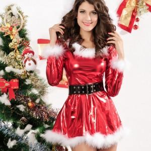 注目のパーティー衣装 クリスマスコスチューム 送料無料