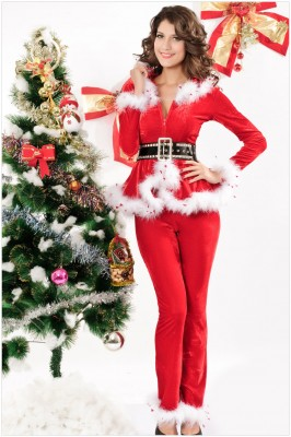 激安人気クリスマスコスプレ クリスマスコスチューム 送料無料