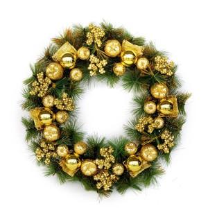 ゴールド 豪華クリスマス 飾り パーティー グッズ デコレーション 装飾 安い