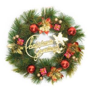 松葉/レッド飾り クリスマス パーティー グッズ オーナメント 装飾