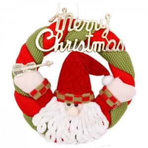 クリスマスツリー飾り スノーマン&サンタ パーティー グッズ デコレーション