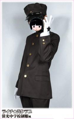 ライチ☆光クラブ 螢光中学校制服風 コスプレ衣装 ライチ光クラブ