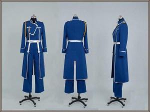 Cosplay鋼の錬金術師 ロイ·マスタング コスプレ衣装