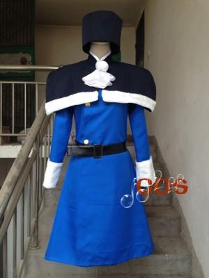 FAIRY TAIL(フェアリーテイル)Juvia Lockser (ジュビア・ロクサー)  コスプレ衣装