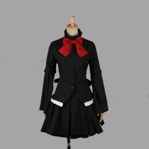 けいおん!K-ON 秋山澪風 コスチューム変装 コスプレ衣装