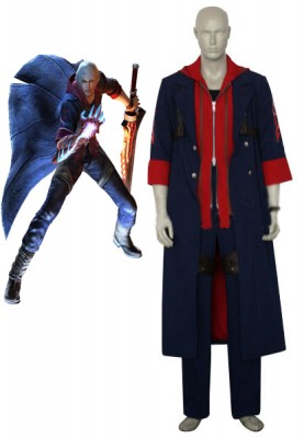 Devil May Cry IV 4デビルメイクライ4風 ネロ コスプレ衣装 コスチューム