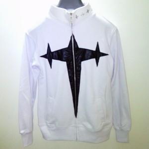 キルラキル (KILL la KILL)  本能字学园极制服 三つ星パーカー コスプレ衣装  コスチューム