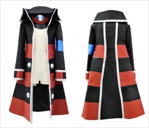 ポケモン ブラック・ホワイト サブウェイマスター ノボリ&クダリ コスプレ衣装