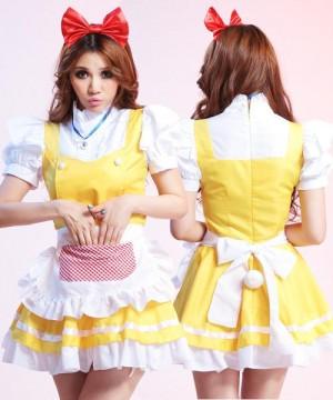 不思議の国のアリス Alice's(アリス)メイド服コスプレ衣装