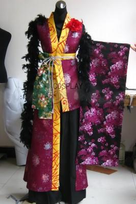 COSPLAY人気衣装 VOCALOID 神威 刹月華ナス コスプレ衣装