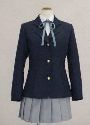 けいおん!ユニフォーム 桜が丘高校制服/学園制服コスプレ衣装