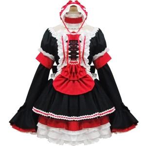 極上メイド衣装   制服 コスチューム コスプレ衣装
