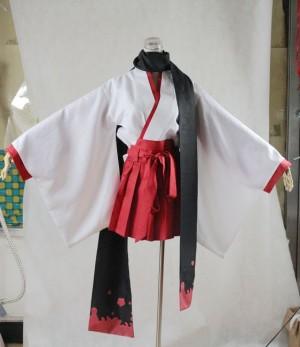 白鬼院凜々蝶(しらきいん りりちよ) 先祖返り コスプレ衣装
