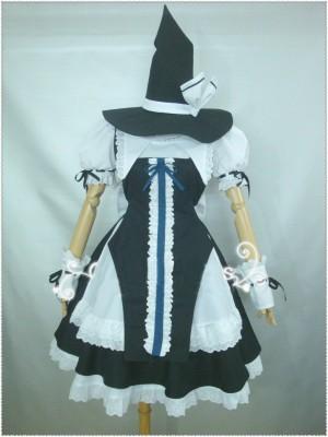 東方Project 霧雨魔理沙(きりさめ まりさ) コスプレ衣装
