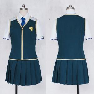 ウィッチクラフトワークス  Witch Craft Works  冬月高校 女子制服登場 コスプレ衣装