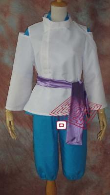 千と千尋の神隠し 白竜 コスプレ衣装