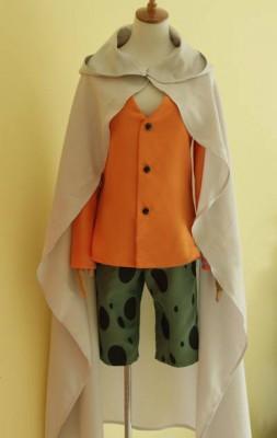 ONE PIECE ワンピース ゴール・D・ロジャ シルバーズ・レイリー コスプレ衣装  仮装/変装/