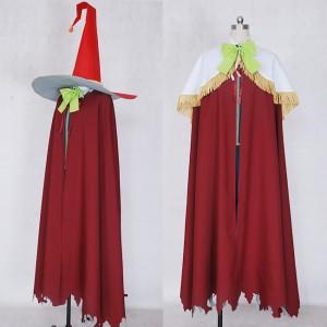 ウィッチクラフトワークス Witch Craft Works 火々里綾火(かがり あやか) マント コスプレ衣装