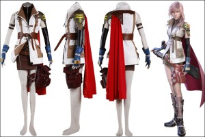 CosplayファイナルファンタジーXIII ライトニング コスプレ衣装
