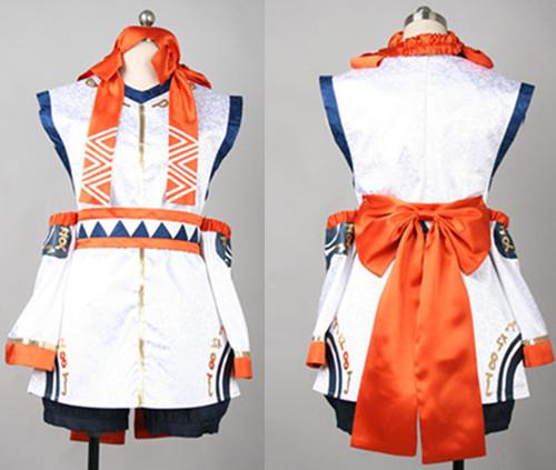 魔王再臨 卑弥呼(ひみこ)風 コスプレ衣装