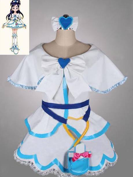 キュアホワイト コスプレ衣装