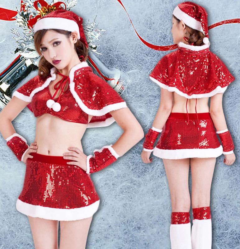 赤ずきんクリスマス 衣装