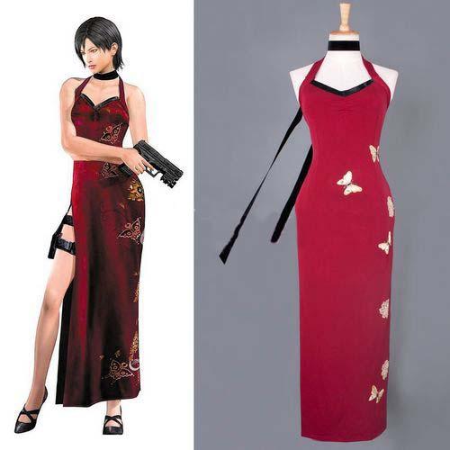 エイダ・ウォン (Ada Wong) 衣装