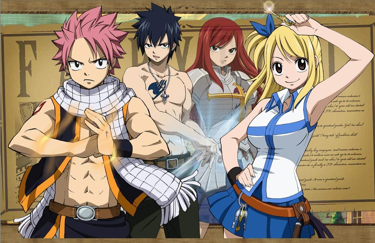 FAIRY TAIL フェアリーテイル