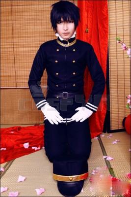 『艶漢』風のコスプレ衣装