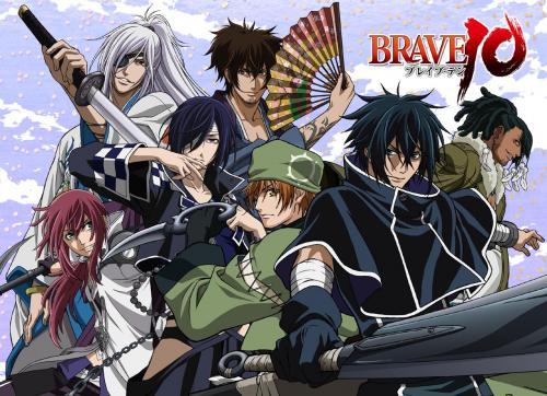 『BRAVE10』