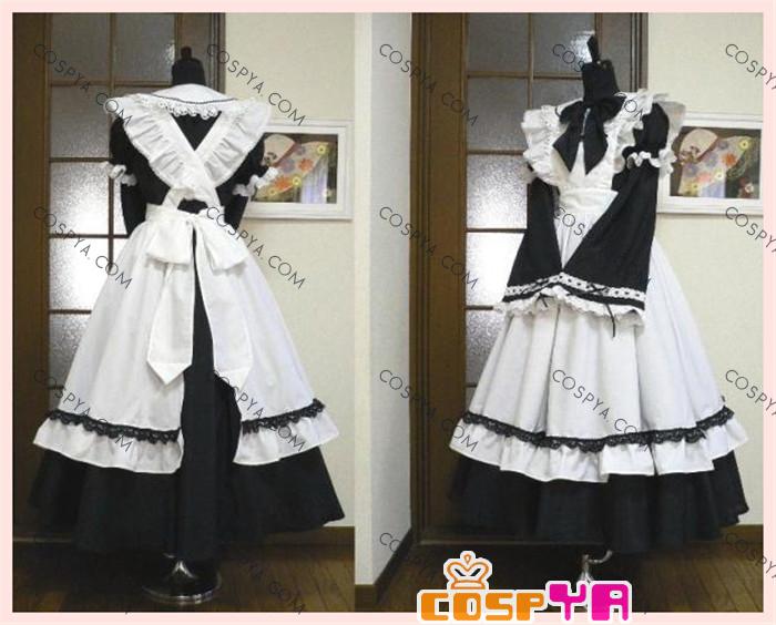 ロングメイド服