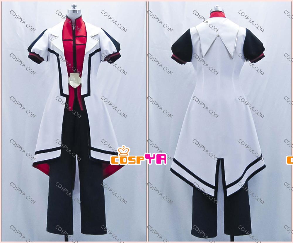 真紅和泉 シンク·イズミ 戦闘服