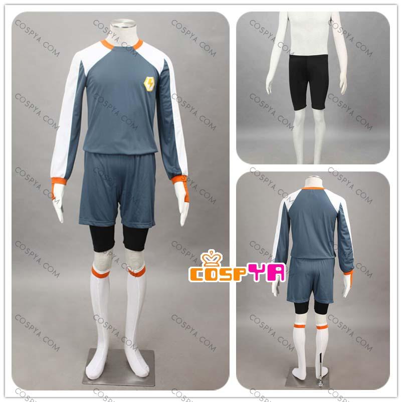 雷門中学校ゴールキーパー2代衣装