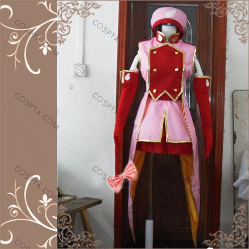 さくら ピンク戦闘服